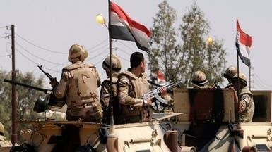 مقتل وإصابة 4 عسكريين في مطاردة مهربين بالفرافرة