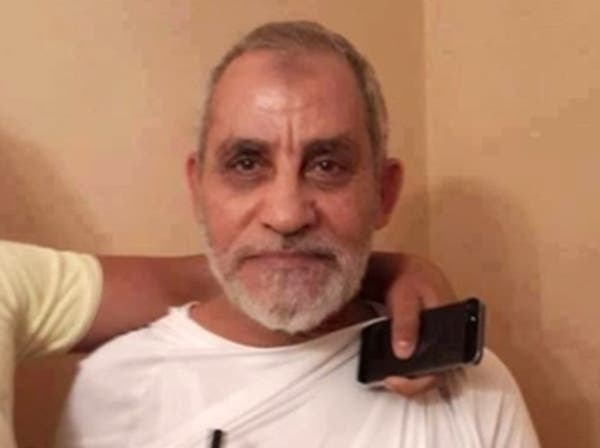 بديع: صفوت حجازي ليس إخوانياً والبلتاجي مسؤول المظاهرات