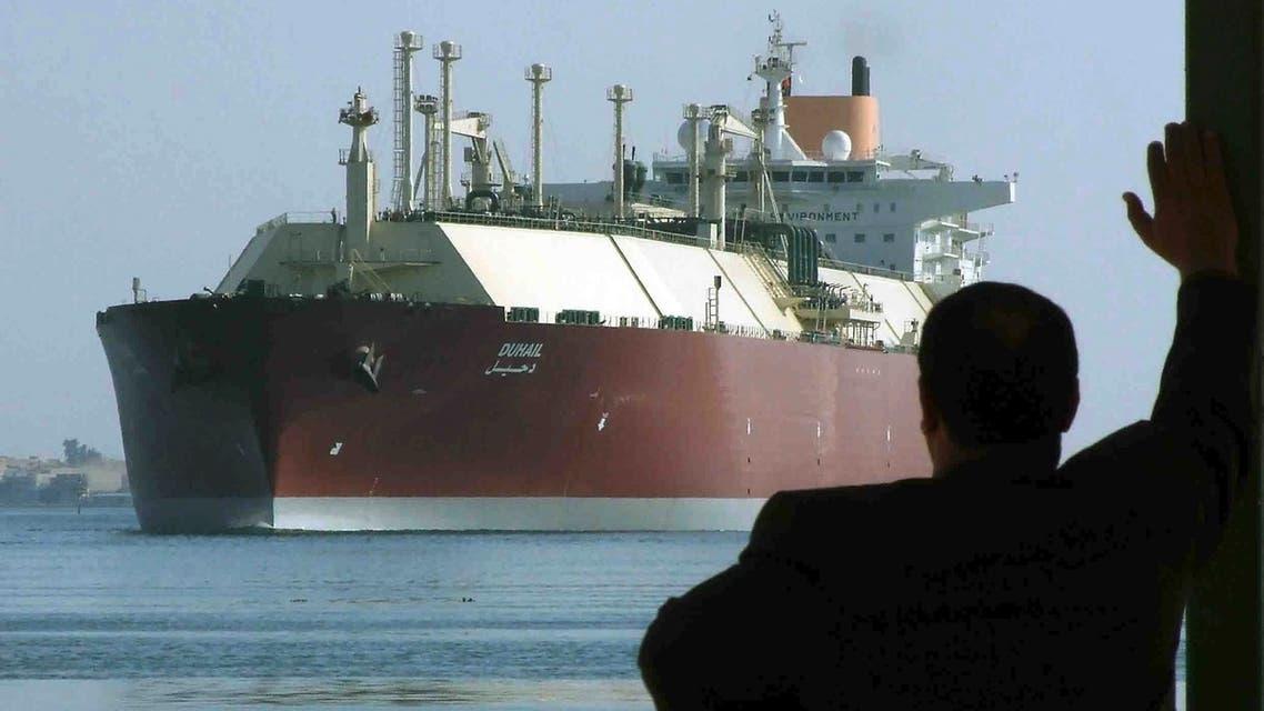 qatar egypt gas reuters