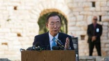 Ban insists on free access in Syria chemical weapons probe