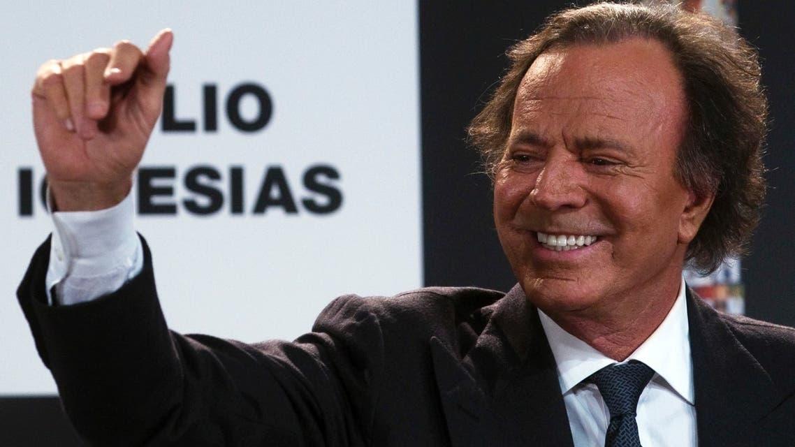 Julio Iglesias (File Photo: Reuters)