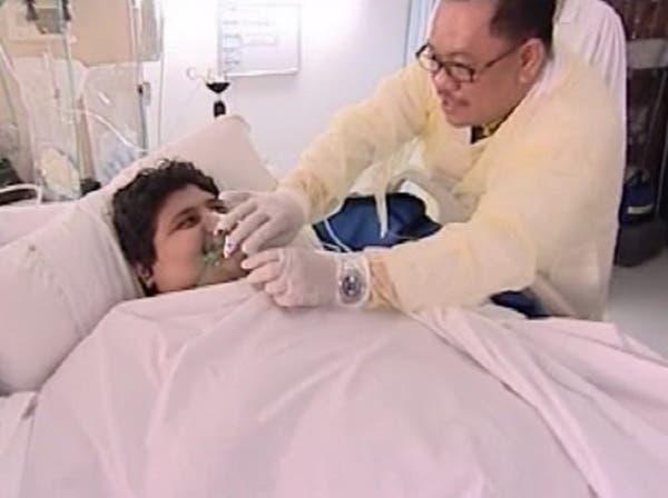 فريق طبي سعودي يبدأ مراحل علاج أضخم رجل في العالم