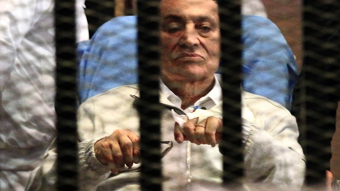 Hosni Mubarak (FIle Photo: Reuters)