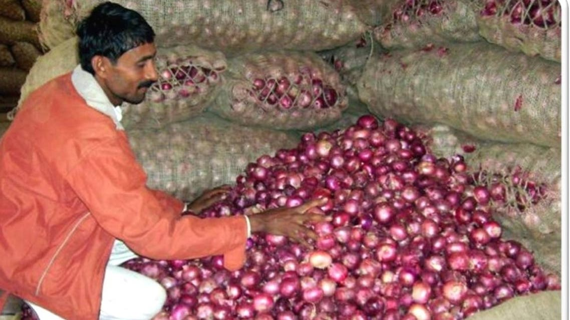 War on onion in India