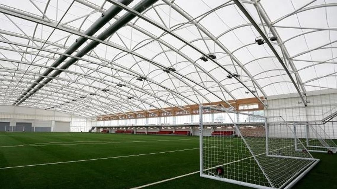 Indoor Football pitch (File Photo: Reuters)