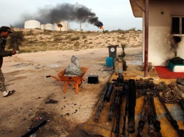 استمرار غلق مرفأي السدر والزويتينة النفطيين في ليبيا