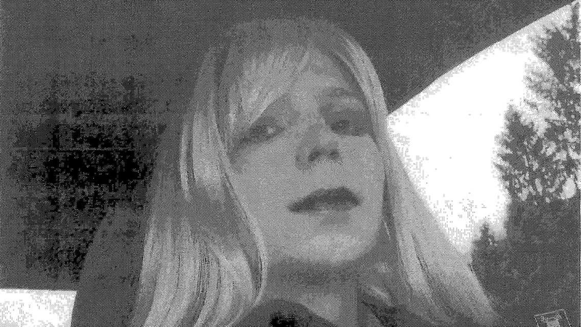 U.S. Army Private First Class Bradley Manning, the U.S. soldier convicted of giving classified state documents to WikiLeaks, is pictured dressed as a woman in this 2010 photograph obtained on August 14, 2013. Manning, sentenced for leaking classified U.S. documents, said in an August 23, 2013 statement read on NBC News that he is female and wants to live as a woman named Chelsea. (Reuters)