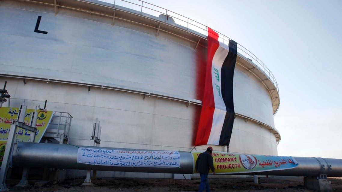 Iraq oil reutersd