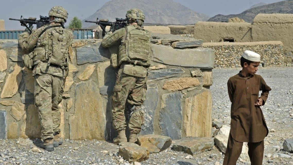 US soldiers in Afghanistan AFP
