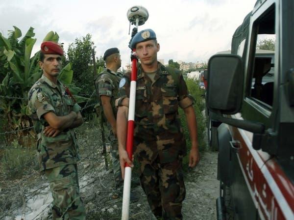 إسرائيل تقصف لبنان رداً على صواريخ استهدفت أراضيها