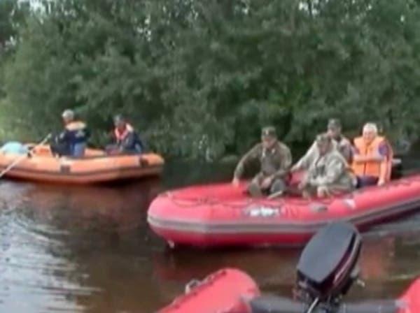 أقوى فيضانات تجتاح شرق روسيا منذ قرن وتوقعات بالأسوأ