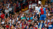Morocco's Chamakh scores but Palace lose to Stoke