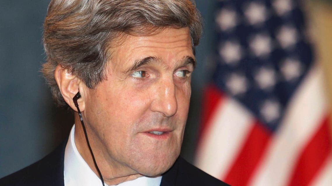 Kerry says the Syrian government should have allowed immediate access to the site. (File photo: Reuters)
