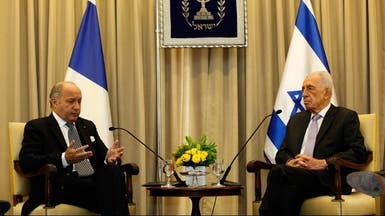 الرئيس الإسرائيلي يدعو لنزع الأسلحة الكيماوية من سوريا