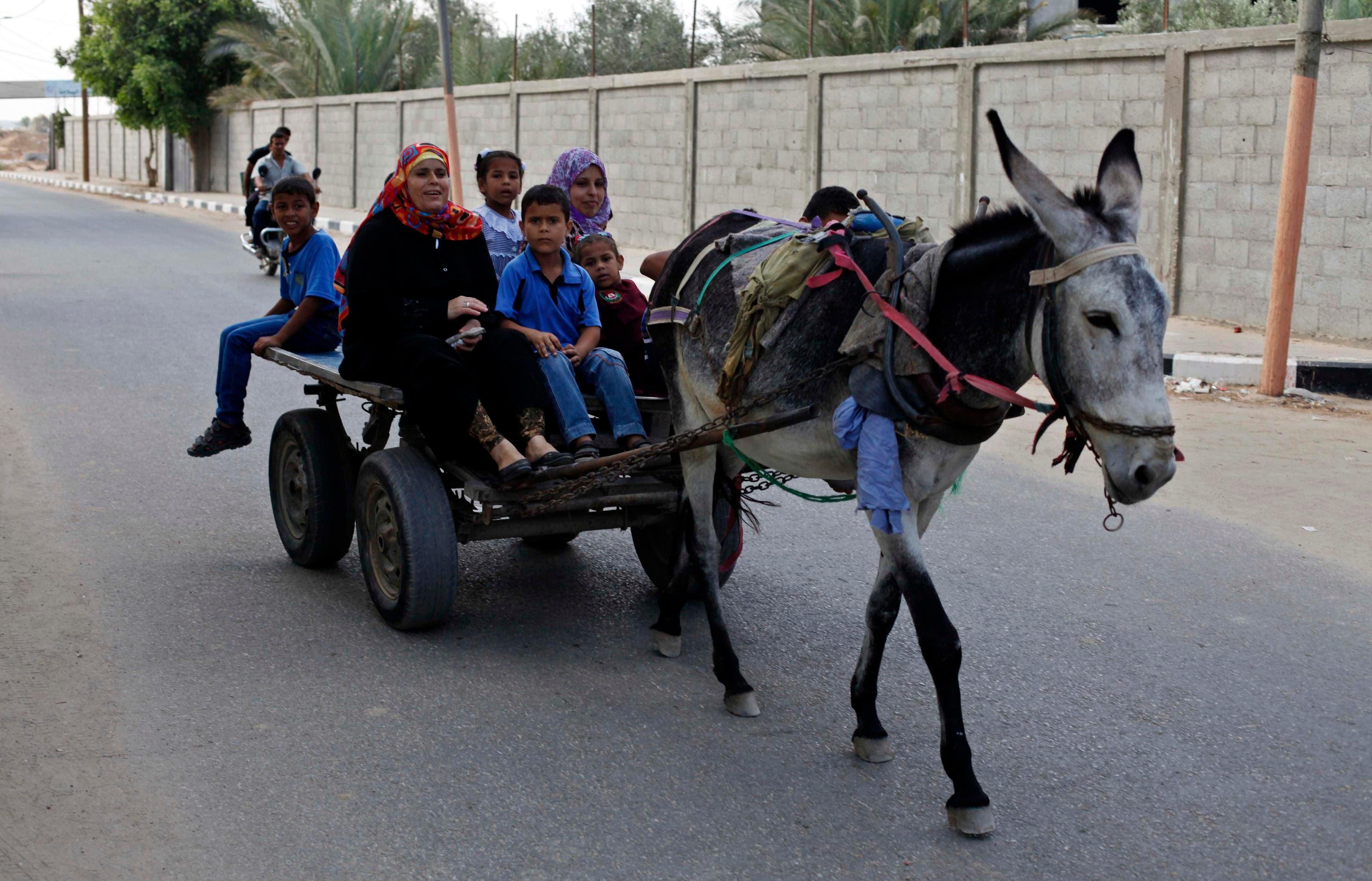 Back to school in Gaza