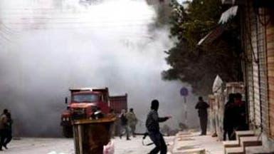قصف جوي لقوات النظام على أريحا بريف إدلب يقتل العشرات