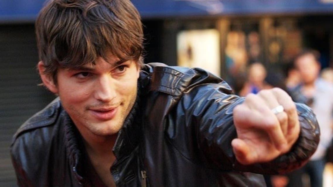 Ashton Kutcher AFP