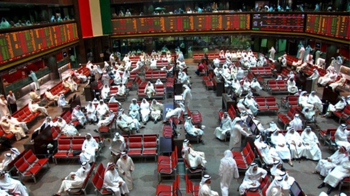 kuwait stock exchange AFP