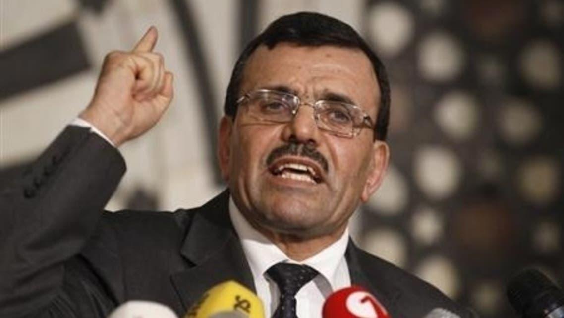 Tunisia's Prime Minister Ali Larayedh (File Photo: Reuters)