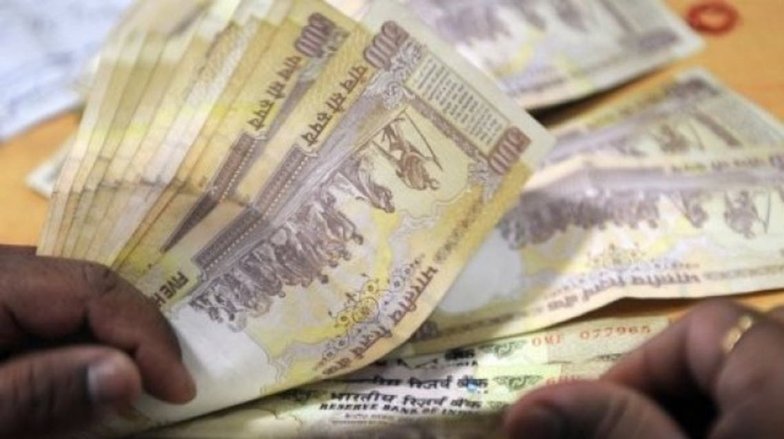 India rupee AFP