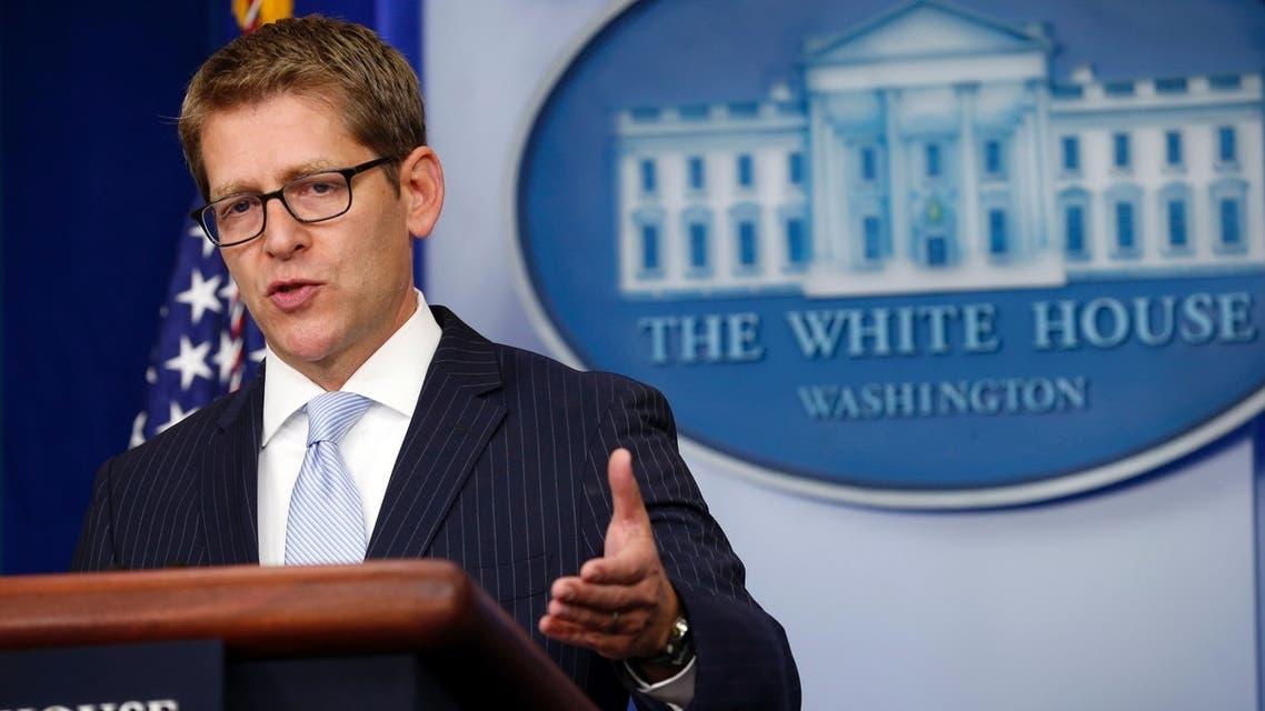 Jay Carney (Reuters)