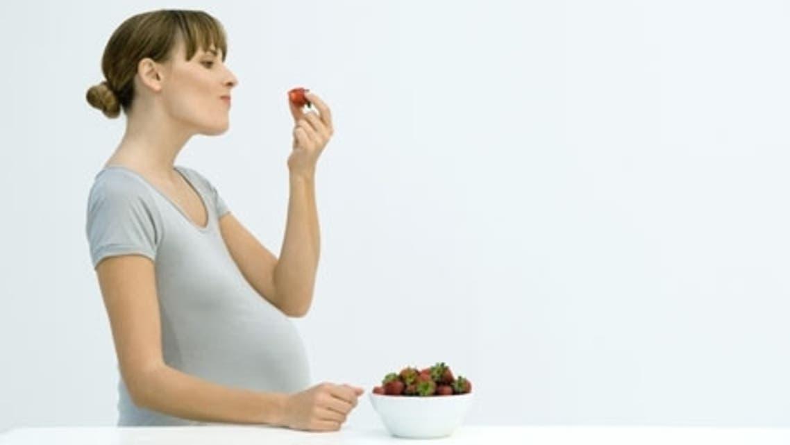 حامل تأكل