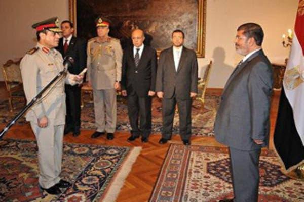 Sisi-Mursi (Al Arabiya)