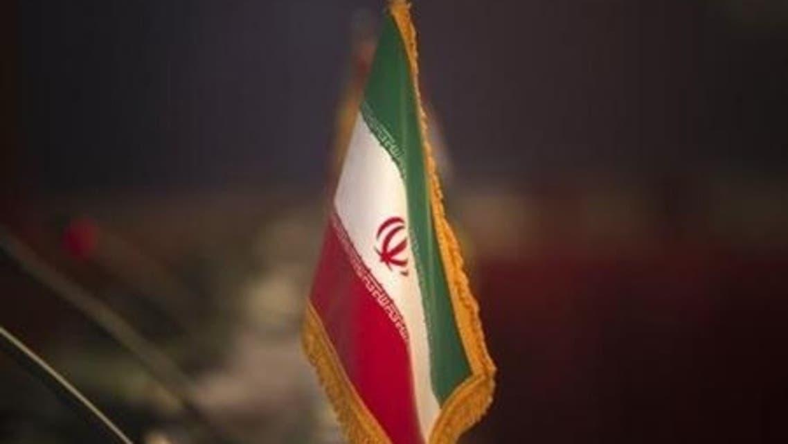 iran flag reuters