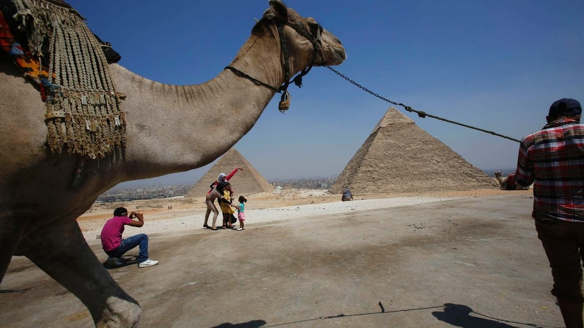 Egypt unrest takes a toll on tourism