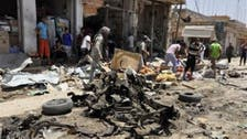 Iraq officials: 2 vehicle bomb blasts kill 23