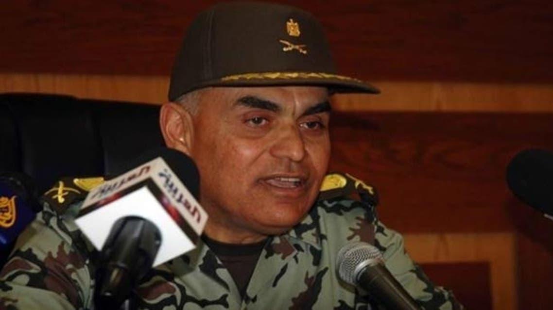 رئيس أركان حرب القوات المسلحة الفريق صدقي صبحي