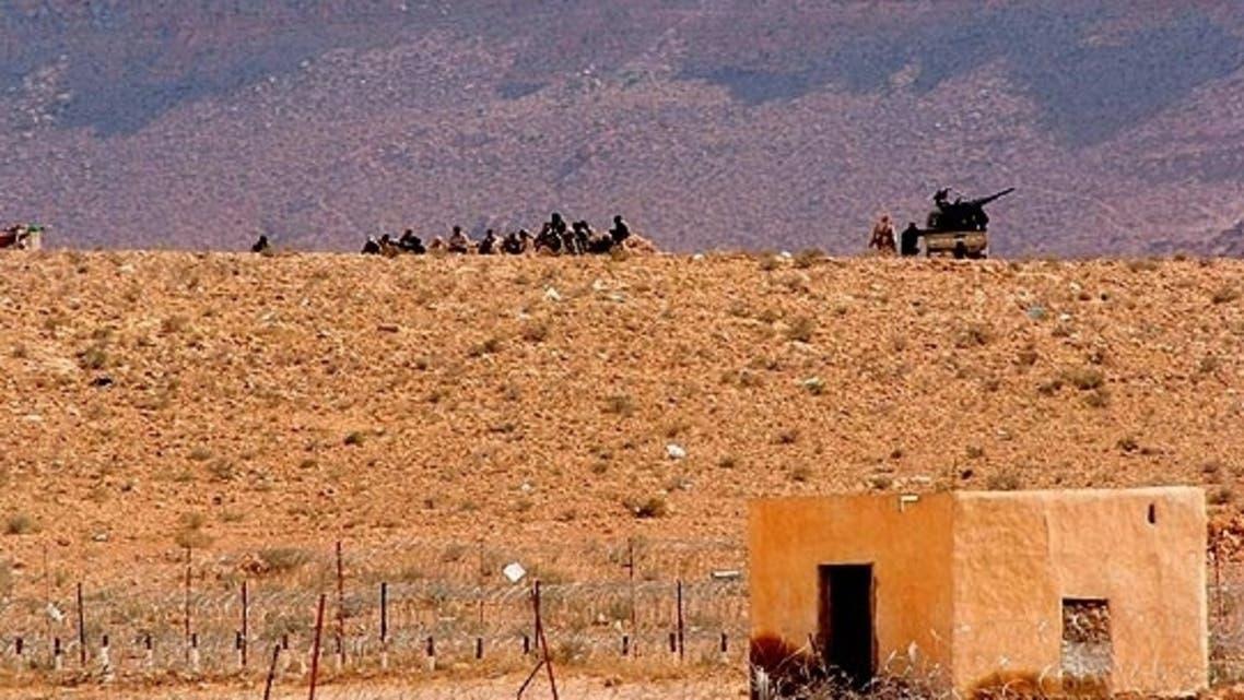 tunisia libya borders reuters