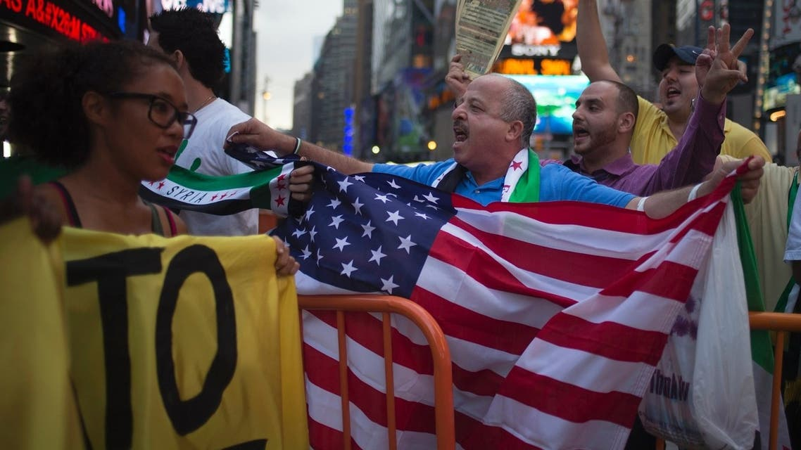 syrian americans reuters