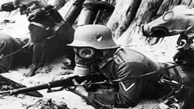 استخدام الكيماوي قديم واشتهر في الحرب العالمية الأولى