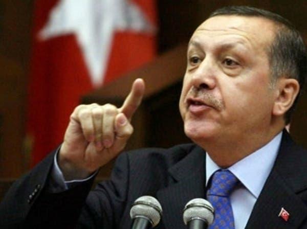 أردوغان يطالب بضربة عسكرية ضد سوريا تسقط النظام