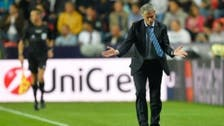 Mourinho says best team lost after Super Cup defeat