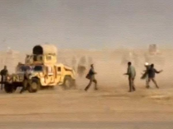 مقتل 35 شخصاً في هجوم على معسكر أشرف ببغداد
