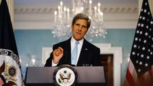 Kerry emerges as point man in Obama's push to punish Syria