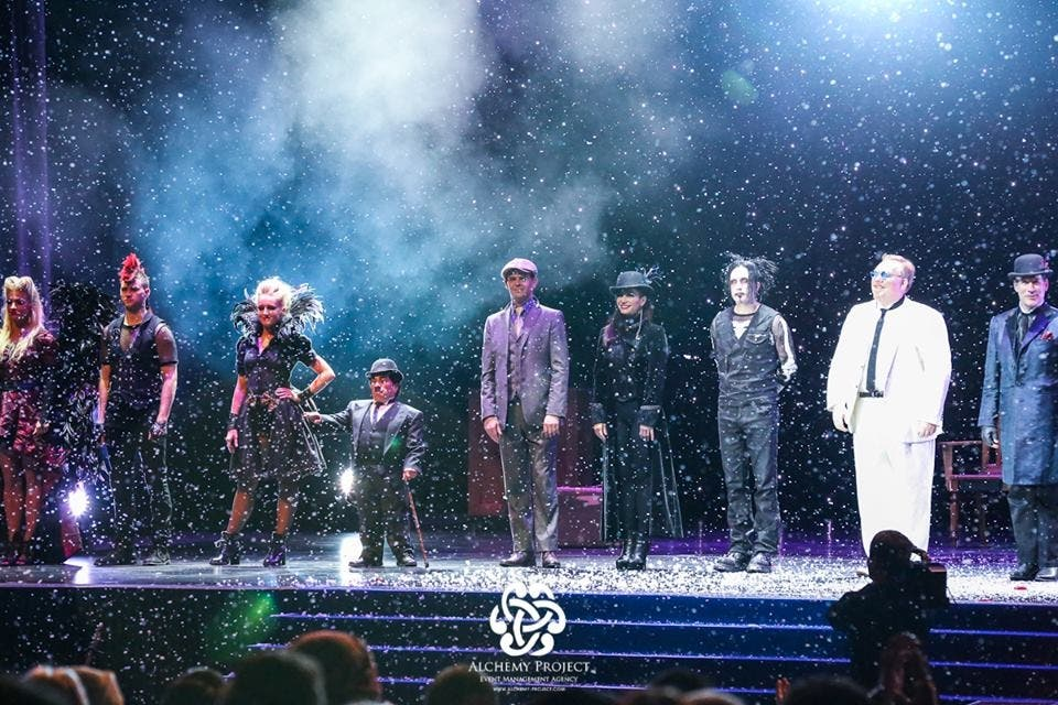 The Illusionists enjoyed loud applause by the enchanted audience at the end of the show. (Photo courtesy: Alchemy Project)