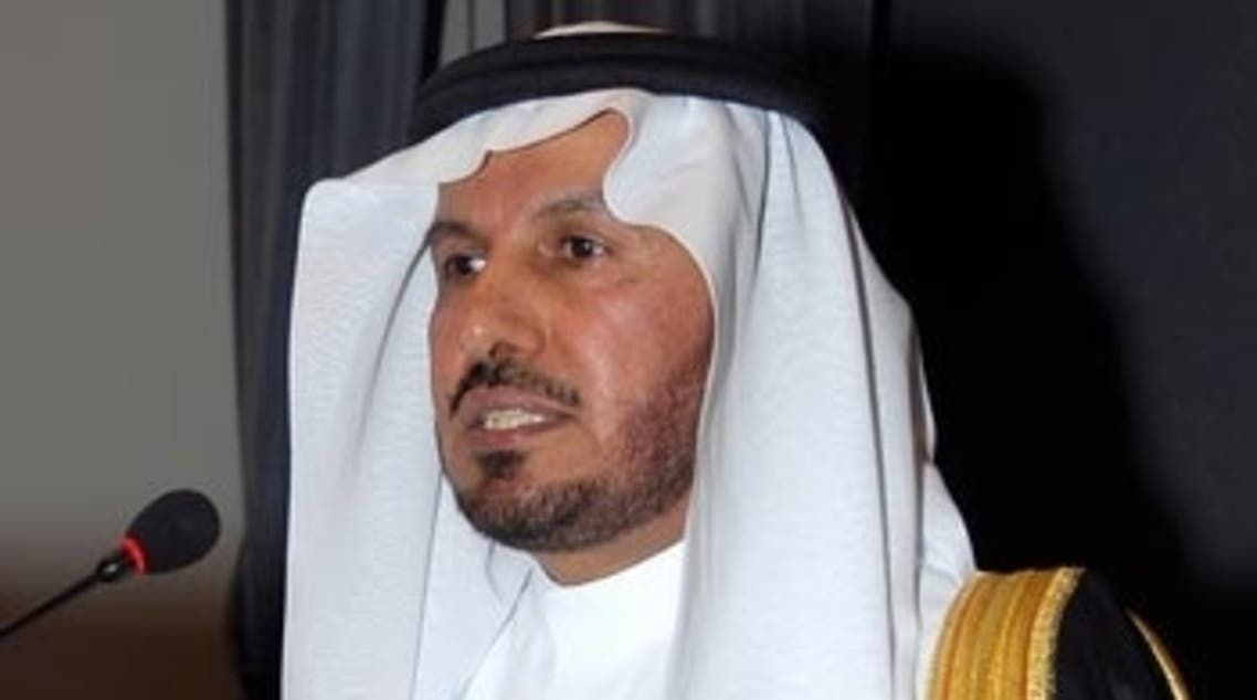 وزير الصحة السعودي الدكتور عبد الله الربيعة