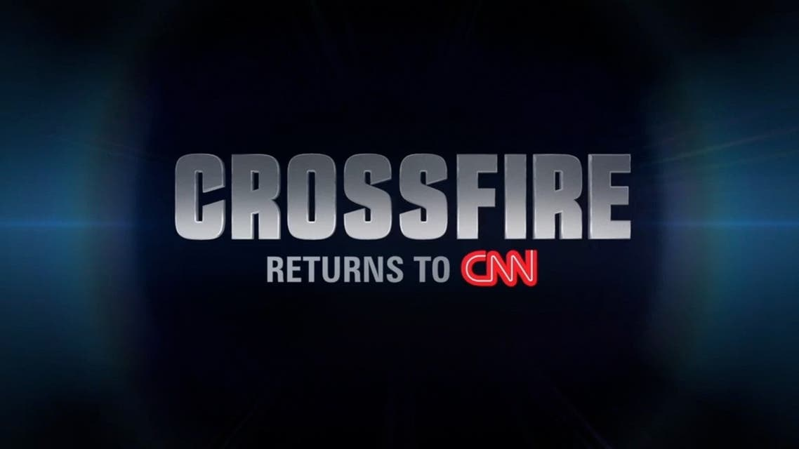 CNN is resurrecting their political debate show Crossfire on Monday Sept. 9. (Photo courtesy: CNN)