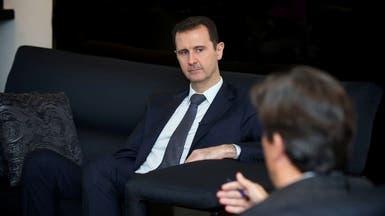"""الأسد لـ """"لوفيغارو"""": الضربة العسكرية ستشعل حربا إقليمية"""