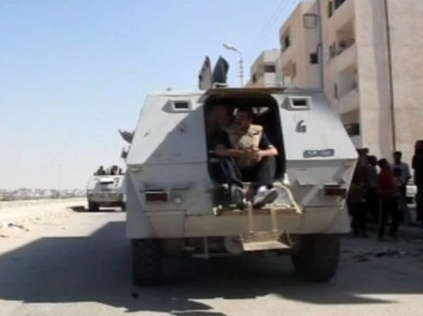 السلطات المصرية تفرض إجراءات أمنية مشددة بقناة السويس