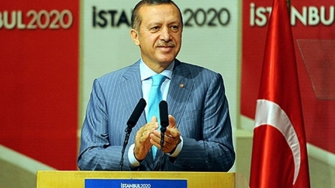 Erdogan will lead Istanbul's delegation to the International Olympic Committee (IOC) along with other senior Turkish government officials. (Photo courtesy: Justice and Development Party's official website)
