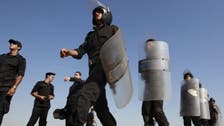 Improvised bomb wounds two at Cairo police station