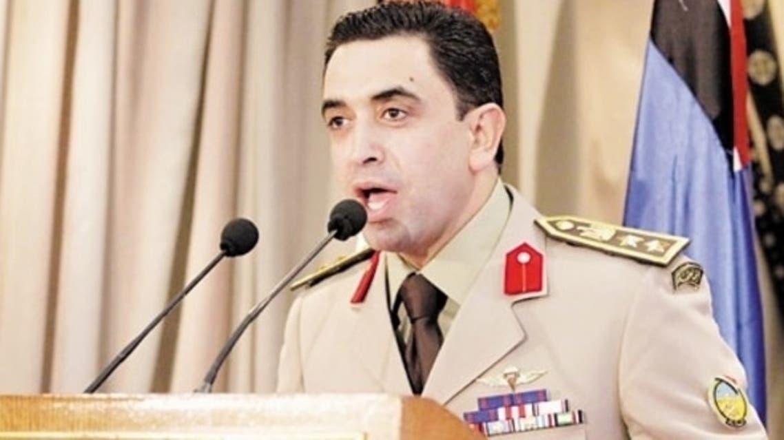 المتحدث العسكري العقيد أحمد محمد علي