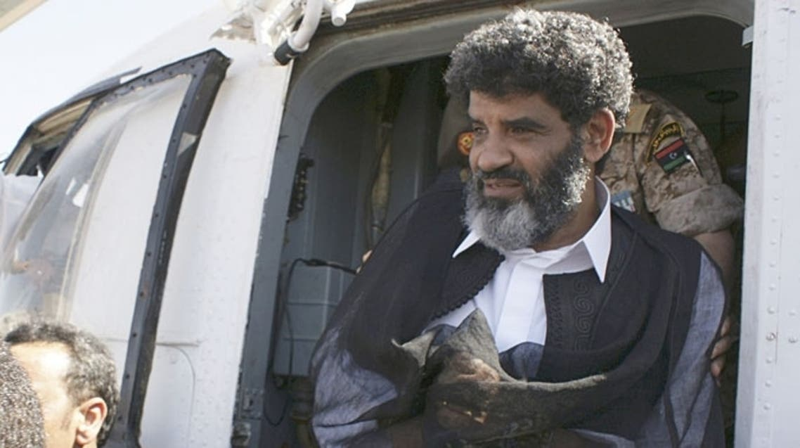 Abdallah el-Senussi has been charged with murder in relation to the war and will stand trial this month. (Reuters)