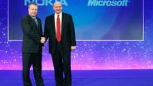 Microsoft buying Nokia's devices and services unit