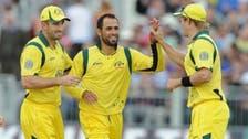 Cheers! No beer logo on shirt for Australian Muslim cricketer