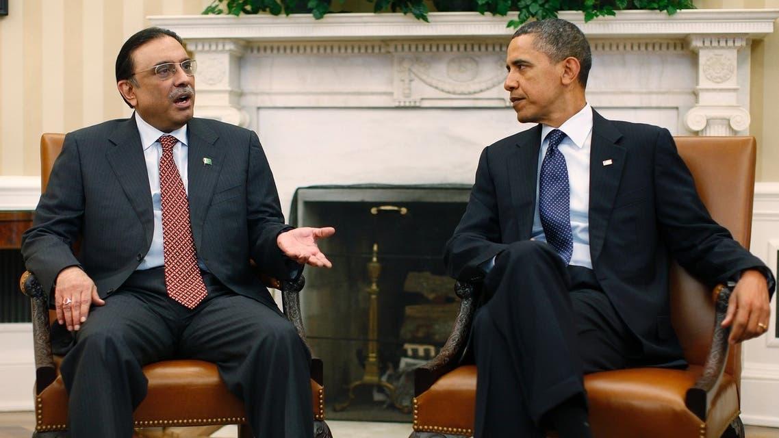 obama and paki